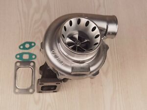 Billet Turbocharger Gt30 Gt35 T3 t4 T04e T3 63 A r Turbine A r 70 Compressor