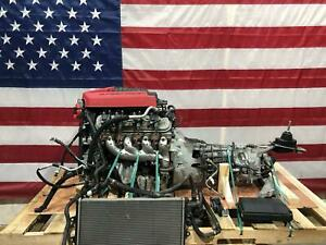 Lsa 6 2l Supercharged Engine Tr6060 Transmission Swap Dropout 29k Video Tested