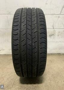 1x P235 40r18 Continental Contiprocontact 10 32 Used Tire