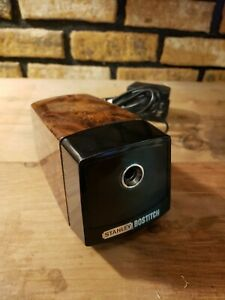 Vintage Stanley Bostitch Electric Pencil Sharpener Model Eps 5
