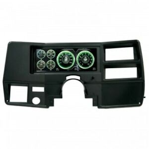 Auto Meter 7004 Invision Lcd Dash Kit For 73 87 Chevy Gmc Full Size Truck New