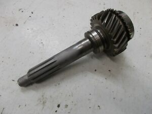 Ford 4speed Toploader 390 Close Ratio Input Shaft
