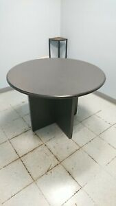 Used 42 Round Conference Table For 4