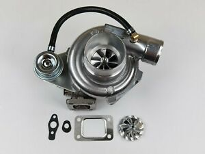 Gt2871r Gtx2871r T25 Gt25 Gt28 Gt2860 Dual Ball Billet Turbocharger 60 A r Cold