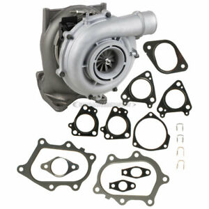 Turbo Turbocharger W Gaskets For Chevy Silverado Kodiak Gmc Sierra Kit