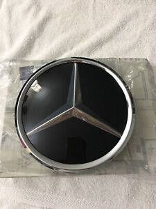 New Mercedes Front Grille Star Emblm Distronic Upgrade Amg Style A1648880411