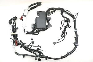 New Oem Ford Engine Bay Wiring Harness Jr3z 14290 p Mustang 2 3l Ecoboost 2018