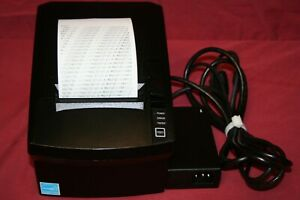 Bixolon Srp 330ii cosk usa Pos Printer Serial Usb I f With Power Adapter