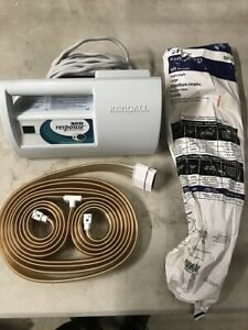 Kendall Scd 7325 Refill Detection Cooling Tubing Sleeves Complete System