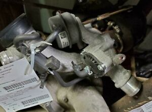 Buick Encore Turbo Supercharger 1 4l 13 14 15 Cracked