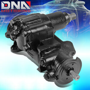 For 2000 2010 Chevy Silverado Gmc Sierra Factory Style Power Steering Gear Box