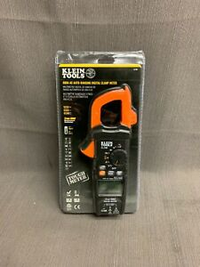 Klein Tools 600a Ac Auto ranging Digital Clamp Meter W Pouch cl700 sealed
