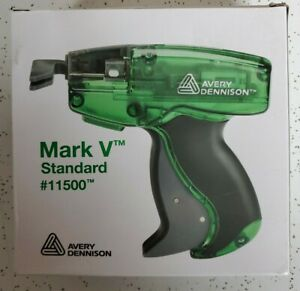 New Avery Dennison Mark V Standard Retail Tagging Gun 11500