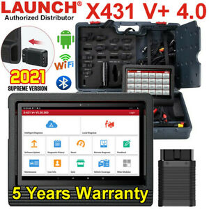 Launch X431 V Pro3 Bi Directional Diagnostic Scan Tool Obd2 Scanner Ecu Coding