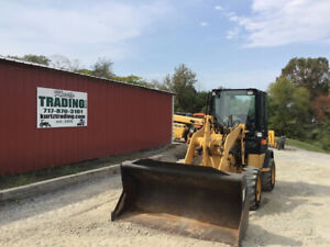 2013 Caterpillar 904h 4x4 Compact Wheel Loader W Cab Super Clean 4000hrs