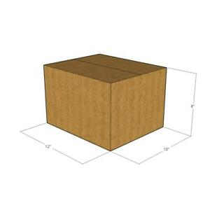 12x10x8 New Corrugated Boxes For Moving Or Shipping Needs 32 Ect