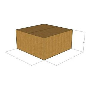 12x12x6 New Corrugated Boxes For Moving Or Shipping Needs 32 Ect