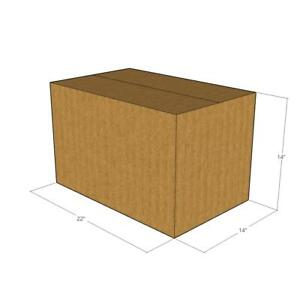 22x14x14 New Corrugated Boxes For Moving Or Shipping Needs 32 Ect
