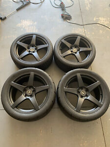19 Forgestar Cf5 Concave Forged Wheels Rims Ford Gt Mustang Gt500 Boss 302