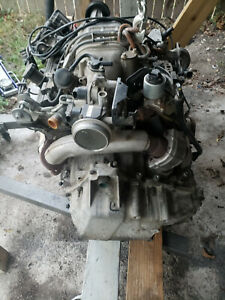Motor Tranny Supercharger From A 2004 Chevy Monte Carlo Ss 3 8l