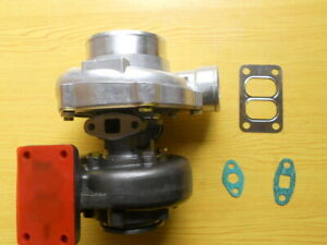 Gt3582 T70 T3t4 Turbo Charger T3 Twin Scroll A R 84 V Band A R 70 Unti Surge