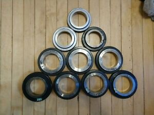 3 3 9999 Bore Gage Setting Ring Master Gages Sold By Each