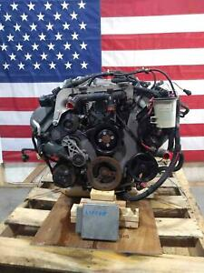03 04 Ford Mustang Mach 1 4 6l Dohc V8 Engine Manual Transmission Dropout Swap