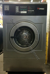 Ipso Iwf075 Washer 75lb Coin 220v 1 3ph Reconditioned