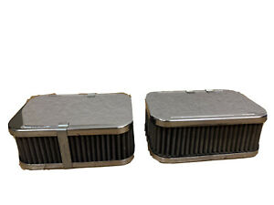 Side Draft Carburetor Air Filter