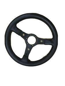 Luisi Italy Racing Vintage Steering Wheel