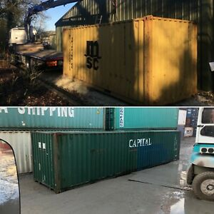 20ft 40ft Used Wind Watertight Shipping Containers miami From 1700