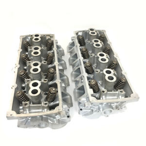 Genuine Mopar Dodge Ram 6 4l Hemi Cylinder Head Assembly Set Pair
