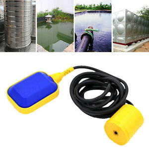 2m Cable Float Switch Liquid Water Level Controller Sensor For Sump Tank Pump