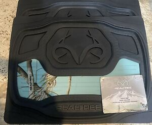 2 One Pair Realtree Camo Floor Mat Rear Ap Cool Mint Truck Car Suv Country