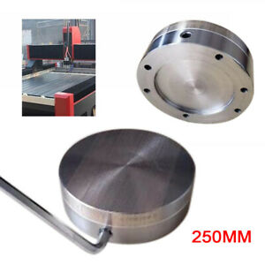 10 Heavy Round Permanent Magnetic Chuck Machinist Surface Grinder Tool 250mm