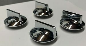 Set Of 4 Commercial Stove Knob Vulcan wolf American Range Imperial Atosa