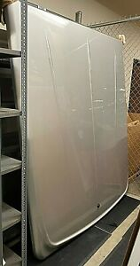 Tonneau Cover By Undercover Hard Painted 2015 19 Ford F 150 6 5 Bed Silver
