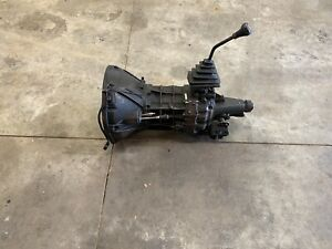 1992 1999 Jeep 4 0 2wd Ax15 5 Speed Manual Transmission Assembly