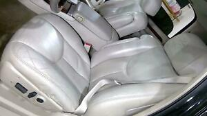 03 06 Cadillac Escalade Complete Leather Seat Set 3 Rows Shale 15i Nice