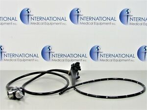 Olympus Tjf 160vf Duodenoscope Endoscopy Endoscope