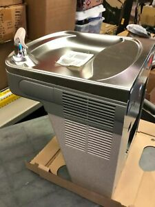 Elkay Replacement Right Side Drinking Fountain Eztl8 Light Grey Granite