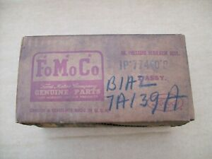 Nos 1951 1952 Ford Oil Pressure Regulator Fordomatic 3 Speed Auto Transmission