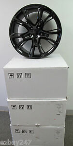 20 New Jeep Grand Cherokee Srt8 Style 20x9 Set Of Four Gloss Black Rims 9113