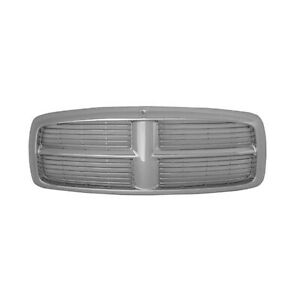 Ch1200271 New Grille Fits 2002 2005 Dodge Ram1500