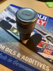 Jdm Subaru Wrx Sti Titanium Shift Knob Oem The Piston