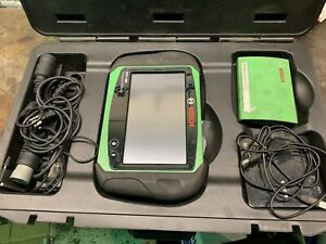 Bosch Esi Hd Truck Multi brand Diagnostic Scan Tool Kit With Tablet 3824 new