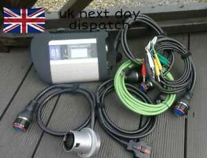 Mercedes Mb Star Xentry Diagnostic C4 Multiplexer Plus 2021 Hard Drive