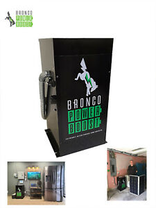 Bronco Power Boost Automatic Battery Powered Generator Home Condo Business