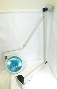 Berchtold D300 Chromophare Mounted Surgical Exam Light In Excellent Condition