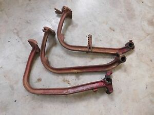 Ih Farmall 240 Utility Clutch And Brake Pedals Antique Tractor